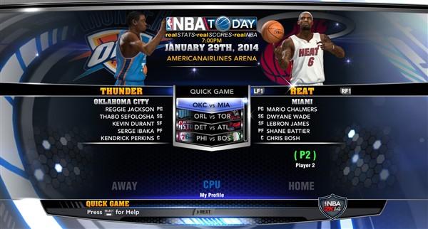 NBA 2K14 Reloaded Free Download Pc Game