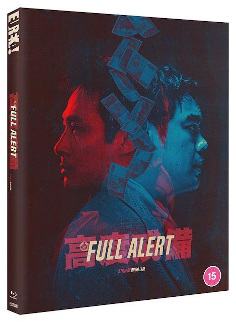 Ringo Lam's Full Alert Blu-Ray Packshot