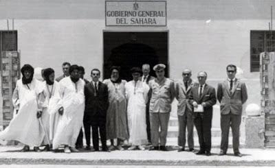 Los acuerdos de Madrid y la creación de la República Saharaui.