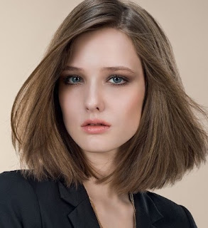 Model Rambut Pendek Sebahu