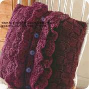 Cojín Tibio y Delicado a Crochet