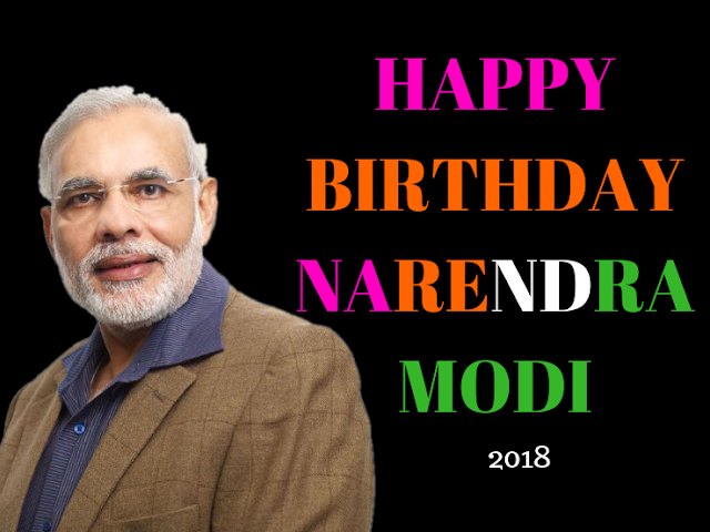 Narendra Modi Birthday Wishes