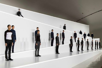 Show Dior Homme Fall Winter en Beijing 2013 5