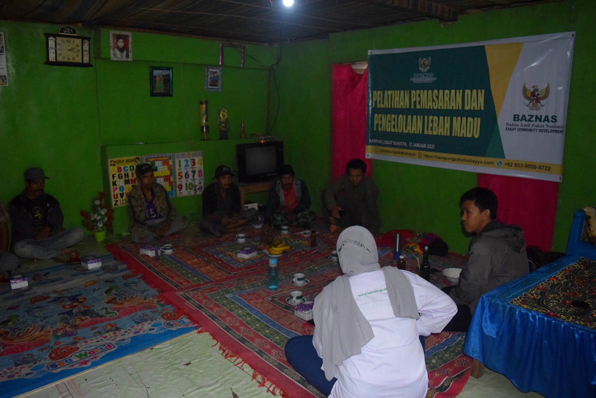 Kedai Madu Sulawesi
