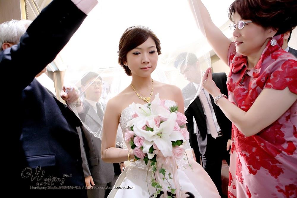 婚禮紀錄 - 文泰 & 又云 Wedding Story in 台北頂鮮101