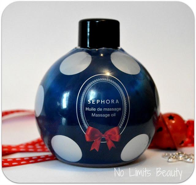 Sephora - Aceite de Masaje perfumado