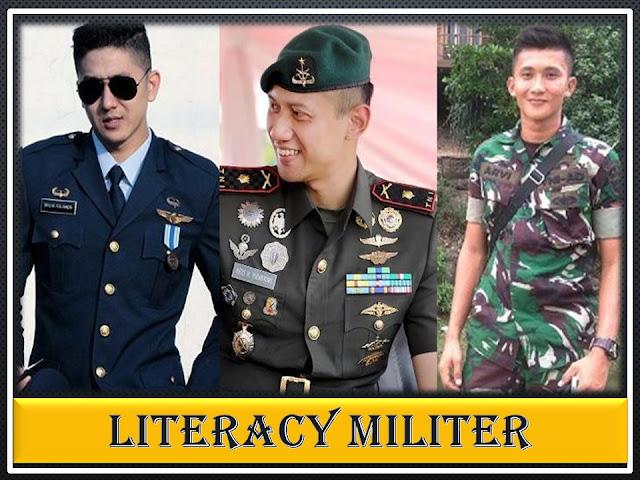 literacy militer