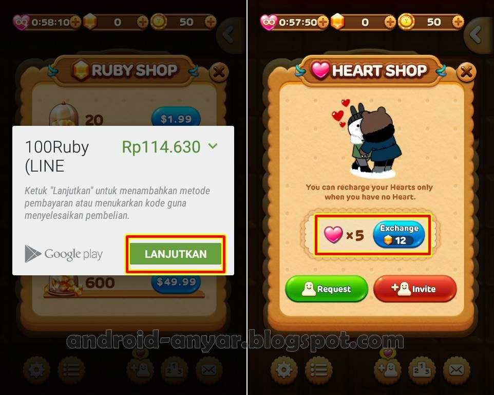 Heart shop kupon gratis