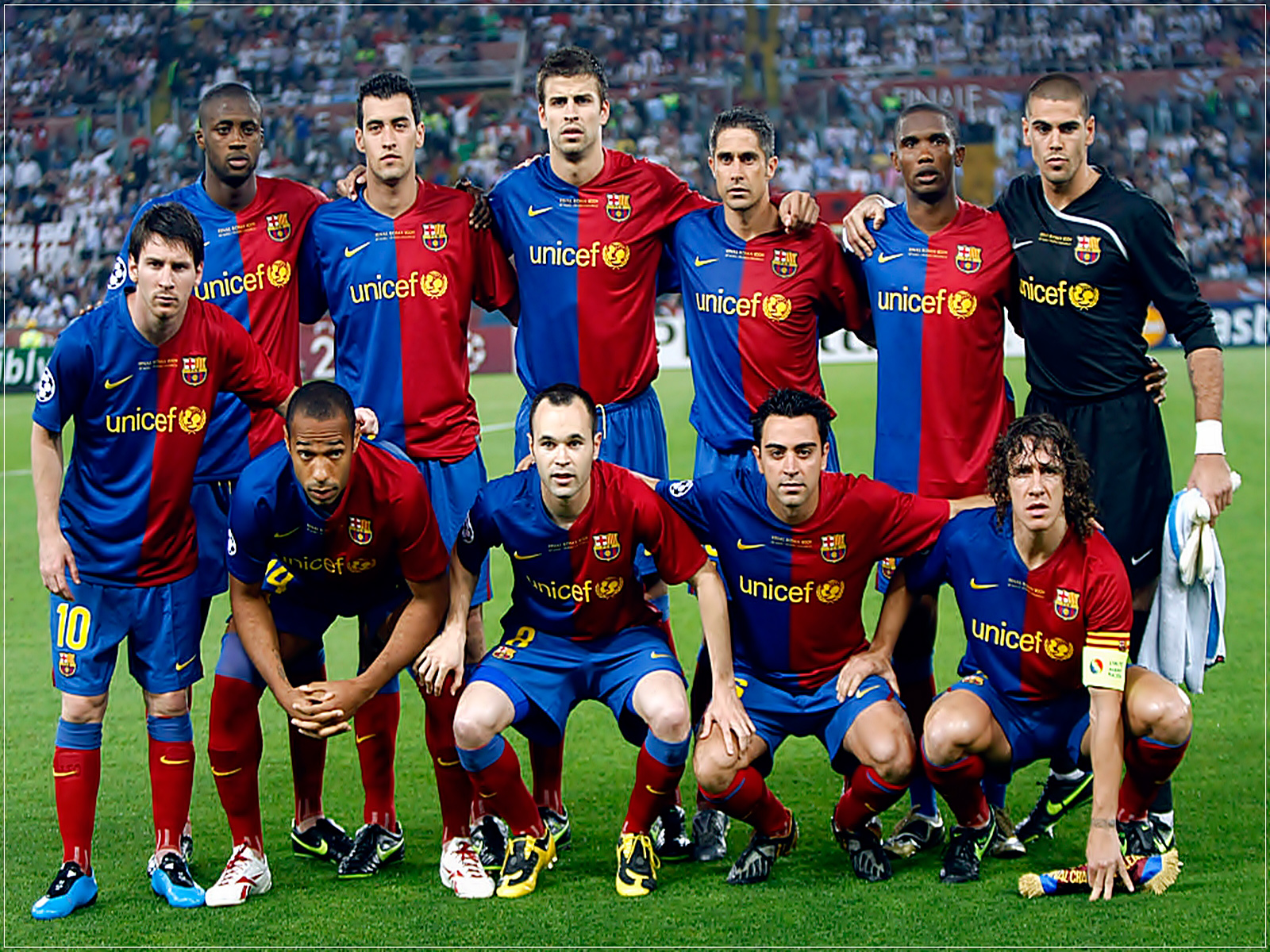 ALL SPORTS CELEBRITIES: FC Barcelona Players New HD Wallpapers 2013