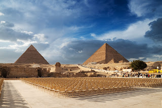 giza pyramids hdwallpapers