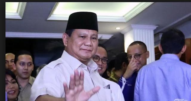 BERITA TERBARU HARI INI - Prabowo Lebih Cocok Tetap Berada di Oposisi