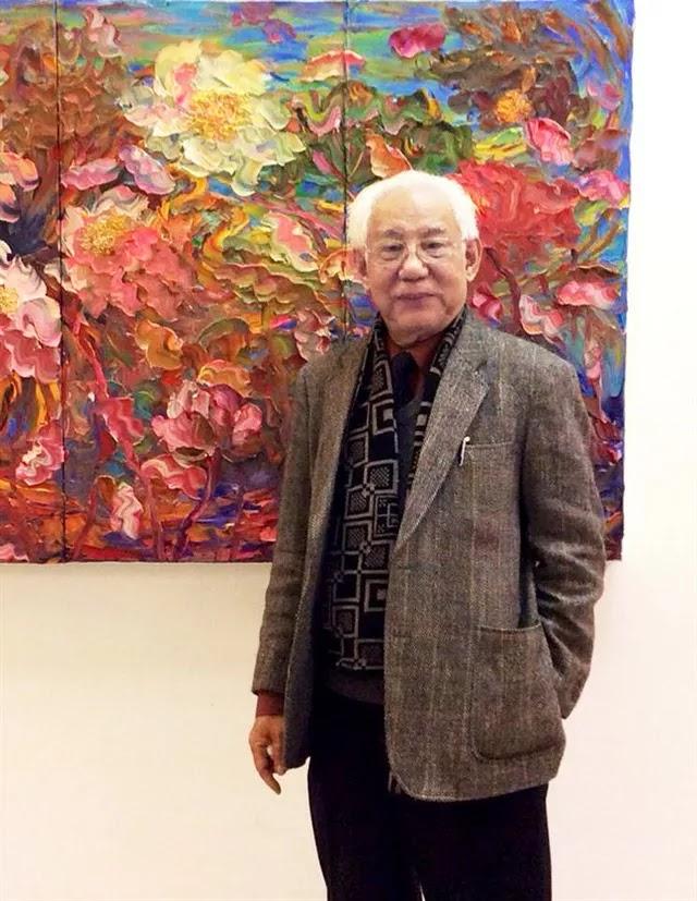 Họa sĩ Trần Khánh Chương qua đời ở tuổi 77