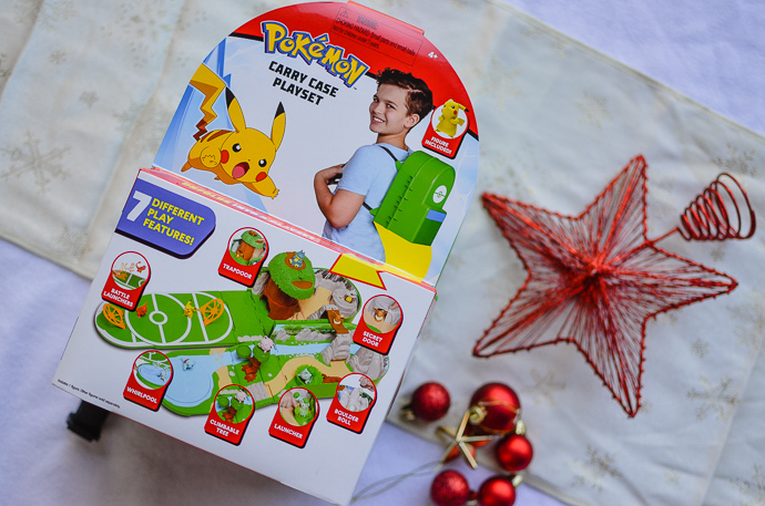 gamer kids gift guide, pokemon playset