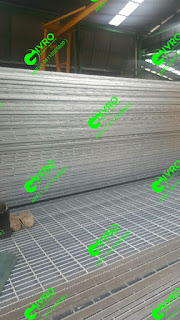 Pengertian Steel Grating