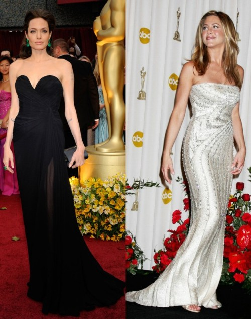 angelina jolie and jennifer anistonJennifer Aniston Brad Pitt Angelina Jolie