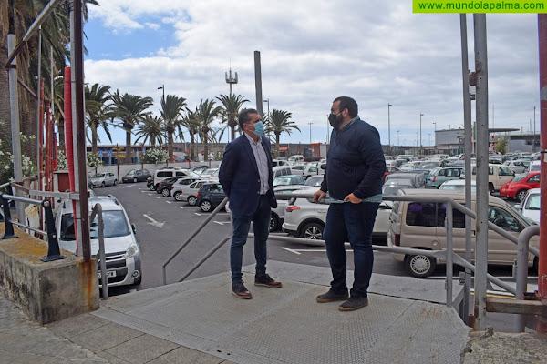 El Ayuntamiento de Santa Cruz de La Palma saca a licitación el parking público del muelle