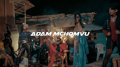 Adam Mchomvu - Rangi ya Dela