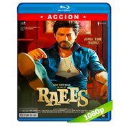 Raees (2017) BRRip 1080p Audio Dual Latino-Hindú
