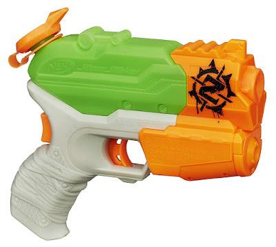 Súng Nước Nerf Zombie Extinguisher