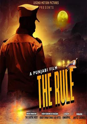 The Rule (2021) Punjabi 720p WEB HDRip 330Mb x265 HEVC