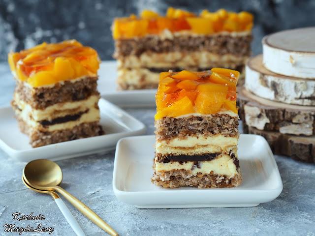 Ciasto kora dębu
