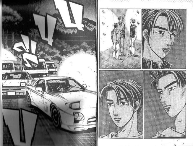 Initial D - หน้า 2