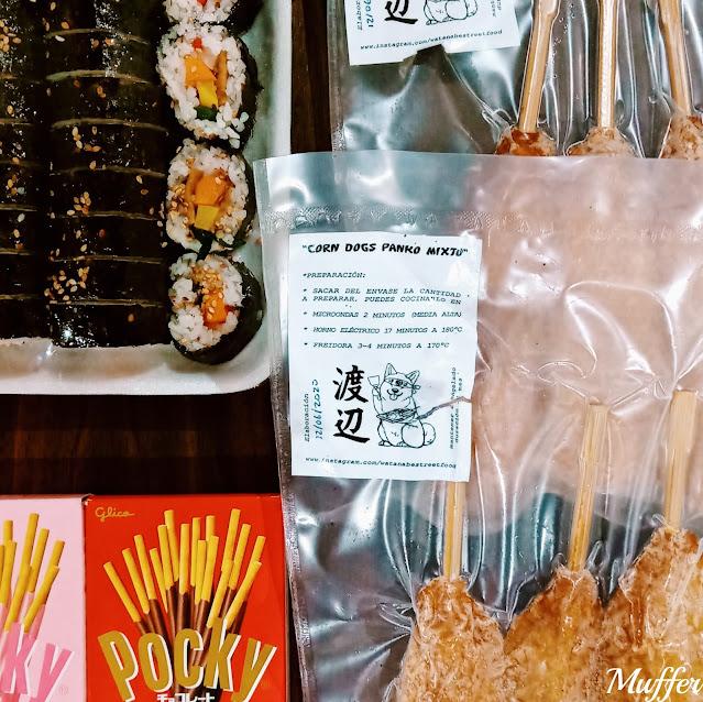 Corn Dogs Mixto - Watanabe Street Food