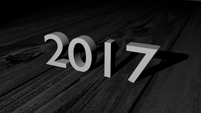 Happy New Year 2017 HD Wallpaper Free Download 2