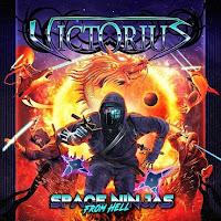 """Το βίντεο των Victorius για το """"Shuriken Showdown"""" από το album """"Space Ninjas from Hell"""""""
