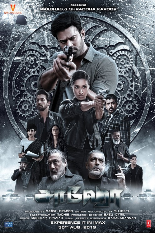 Review Filem Saaho