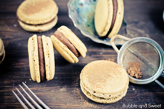 Chocolate macarons and last chance to win nestle giveaway