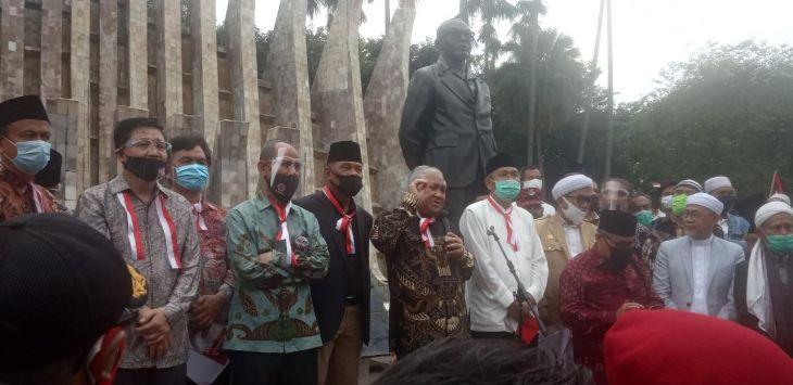 Deklarasi Tokoh KAMI: Silakan Pak Presiden Penuhi Janji-janjinya Kepada Rakyat!