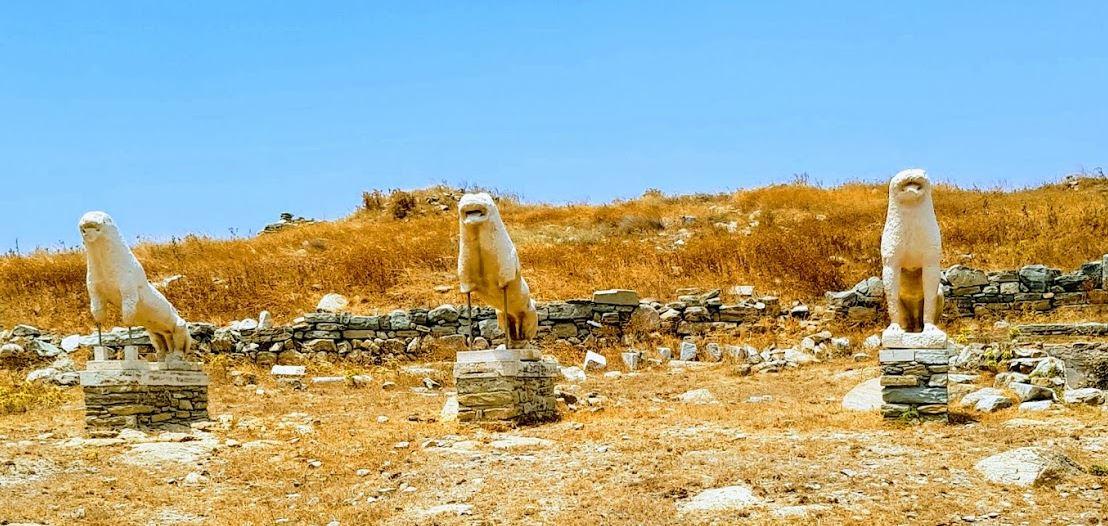 Nexus Lions of Delos