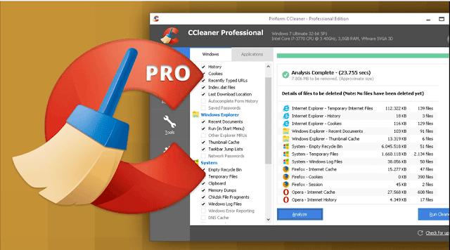 تحميل CCleaner Pro 2018