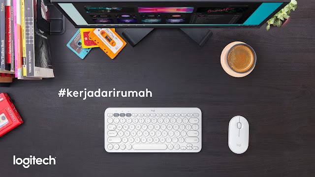 Bersama Tokopedia, Logitech Dukung Kampanye #JagaEkonomiIndonesia