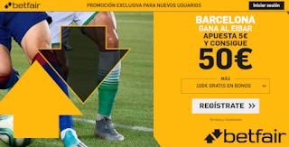 betfair supercuota liga Barcelona gana al Eibar 19 octubre 2019