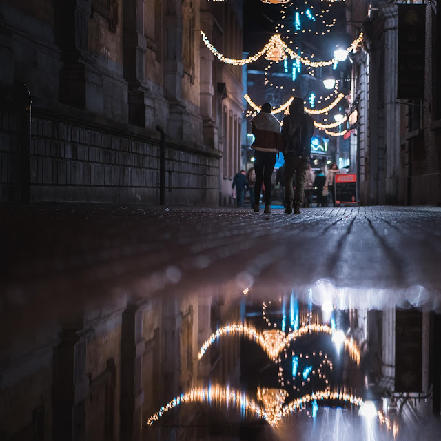 free Christmas date ideas in Oxford