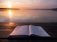 Bible - Photo by Aaron Burden on Unsplash
