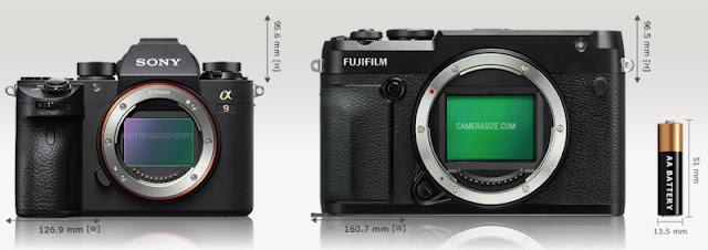 Fujifilm vuole rendere il medio formato ancora più economico, portatile e leggero