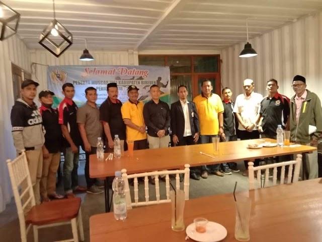 PASI OPS Kodim 01/11 Terpilih Ketua IPSI Kabupaten Bireuen Yang Baru