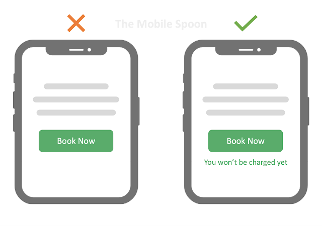 Clarity = conversion. The Mobile Spoon