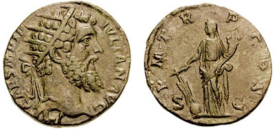 Dupondio Moneda Romana
