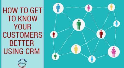 Know Your Customers Better With a CRM