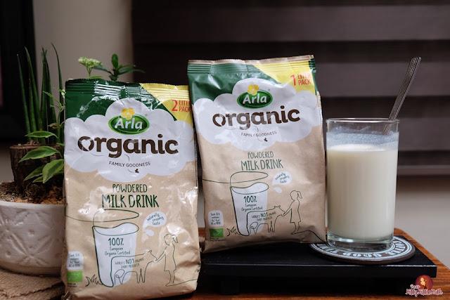 Característica: Bebida de leite em pó orgânico Arla | Querida Kitty Kittie Kath 2
