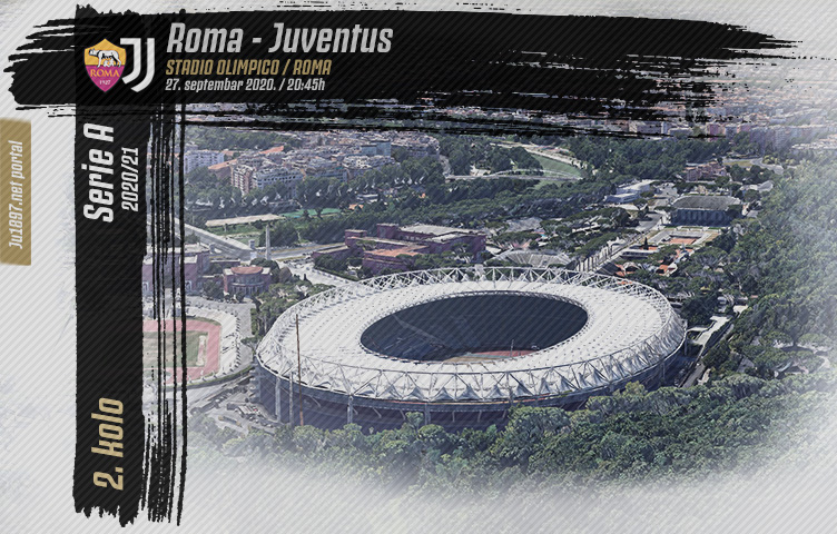 Serie A 2020/21 / 2. kolo / Rpma - Juventus, nedelja, 20:45h