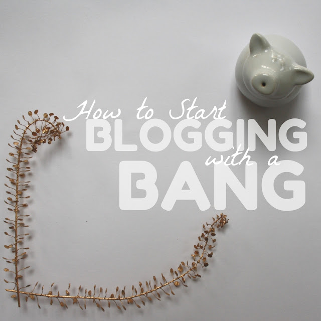 how to start blog blogging success