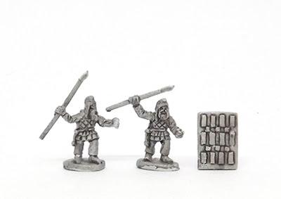 PER3 Sparabara spearmen with shields (20)