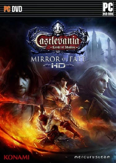 Castlevania Lords of Shadow Mirror of Fate HD Full