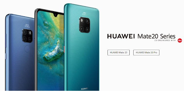 A #HigherIntelligence: @HuaweiZA Unveils #HUAWEIMate20 Series #Android #Smartphones
