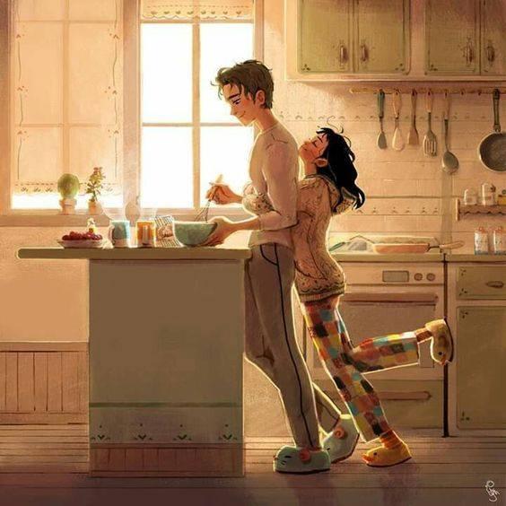 Vợ càng dịu dàng chồng càng thành đạt, phụ nữ chính là phong thủy của gia đình